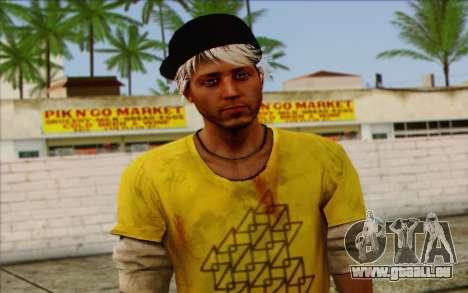 Oliver Carswell für GTA San Andreas dritten Screenshot