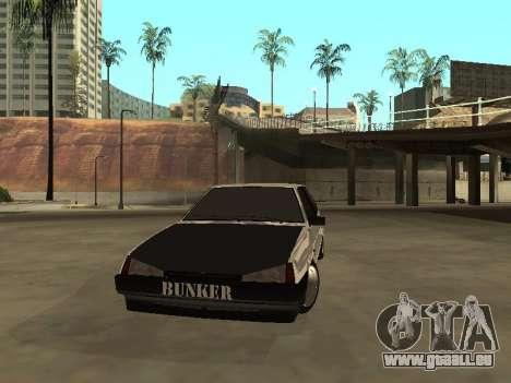 DIESE 2108 Bunker für GTA San Andreas