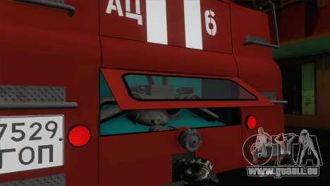 ZIL 131 - AC für GTA San Andreas Unteransicht