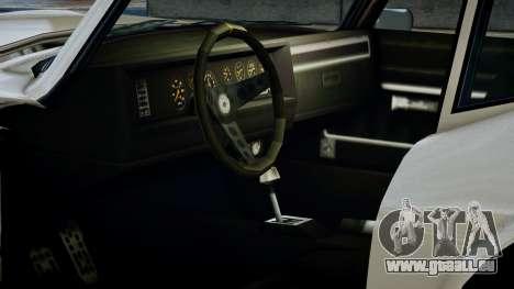 GTA 5 Coquette Classic für GTA 4 rechte Ansicht