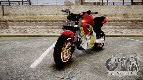 Yamaha FZ6 pour GTA 4