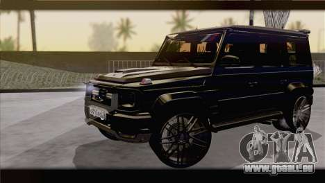 Brabus B65 v1.0 für GTA San Andreas