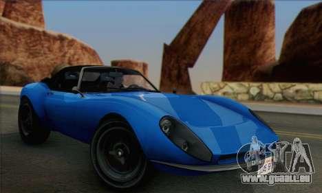 Grotti Stinger 1.0 (HQLM) pour GTA San Andreas