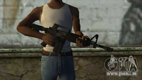 AMCAR B82 From Pay Day 2 für GTA San Andreas dritten Screenshot