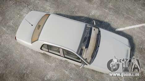 Ford Crown Victoria LX Sport pour GTA 4 est un droit