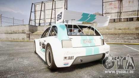 Zenden Cup Fat Lace pour GTA 4 Vue arrière de la gauche