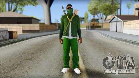New CJ v6 für GTA San Andreas