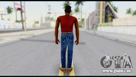 Casual Lance für GTA San Andreas zweiten Screenshot