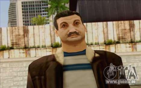 Russian Cats II Skin 2 für GTA San Andreas dritten Screenshot