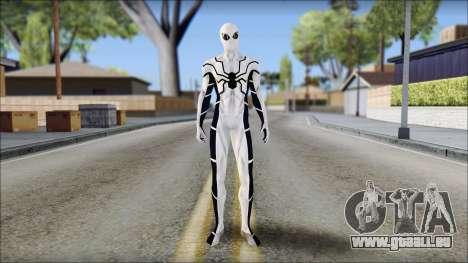 Future Foundation Spider Man für GTA San Andreas
