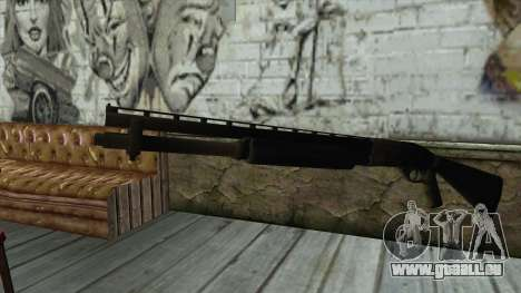 Reinfeld 880 from Pay Day 2 v1 pour GTA San Andreas