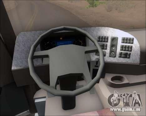 Mercedes-Benz Actros 3241 für GTA San Andreas Räder
