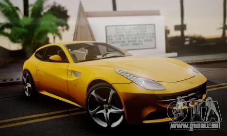 Ferrari FF 2012 pour GTA San Andreas