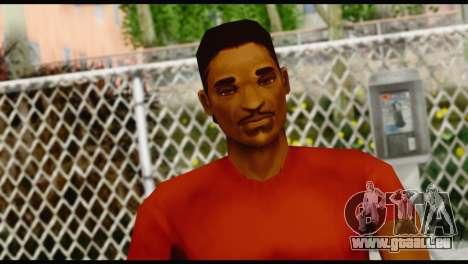 Lance no Glasses Casual für GTA San Andreas dritten Screenshot