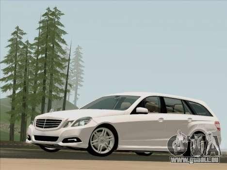 Mercedes-Benz E250 Estate für GTA San Andreas