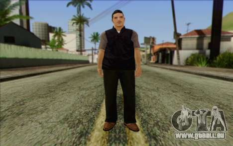 Introduction Mobster für GTA San Andreas