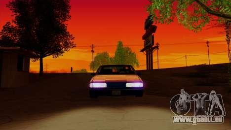 Bright ENB Series v0.1b By McSila pour GTA San Andreas quatrième écran