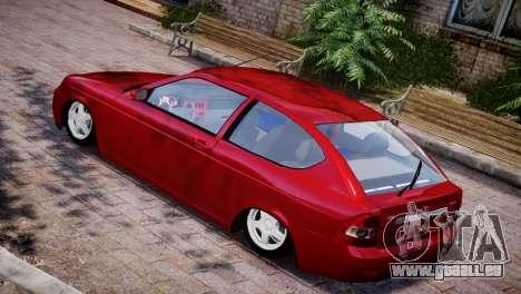 Lada Priora Coupe pour GTA 4 est un droit