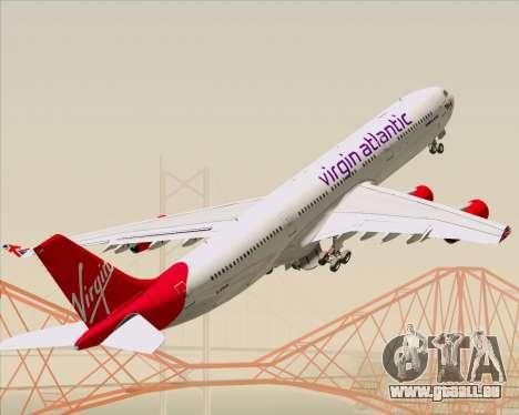 Airbus A340-313 Virgin Atlantic Airways für GTA San Andreas