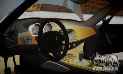 BMW Z4M für GTA 4 rechte Ansicht