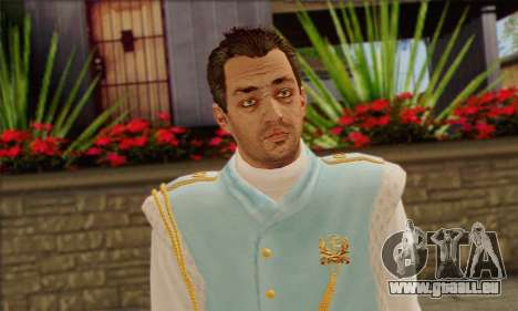 Cris Formage from GTA 5 für GTA San Andreas dritten Screenshot