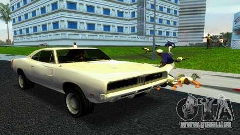 Dodge Charger 1967 für GTA Vice City