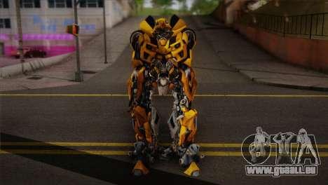 Bumblebee TF2 pour GTA San Andreas