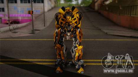 Bumblebee TF2 für GTA San Andreas