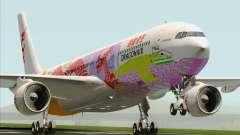 Airbus A330-300 Dragonair (20th Year Livery) für GTA San Andreas