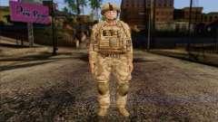 Des soldats britanniques (ArmA II: BAF) v2