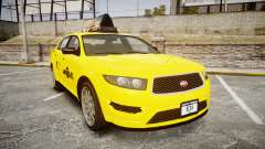 GTA V Vapid Taurus Taxi LCC