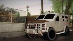 FBI Armored Vehicle v1.2 für GTA San Andreas