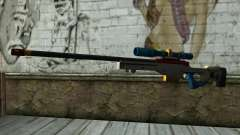 Sniper Rifle from PointBlank v4