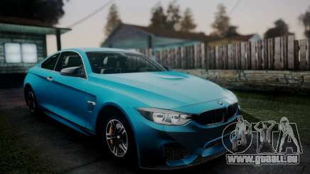 BMW M4 2014 pour GTA San Andreas