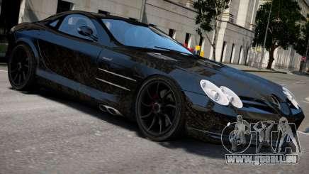 Mercedes SLR McLaren für GTA 4