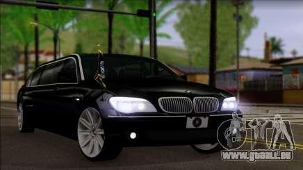 BMW E66 7-Series Limousine für GTA San Andreas