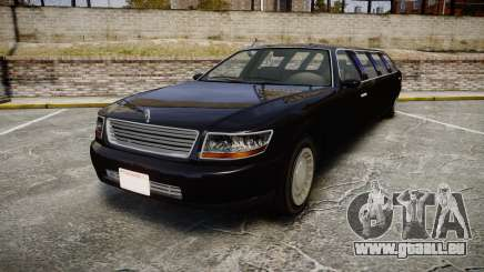 GTA V Albany Washington Limousine pour GTA 4