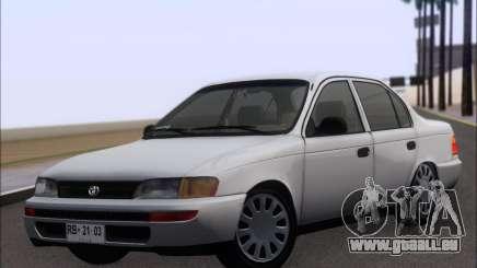 Toyota Corolla 1.6 pour GTA San Andreas