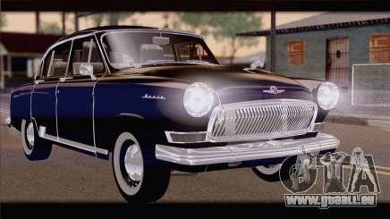 De GAZ à 21 1965 pour GTA San Andreas