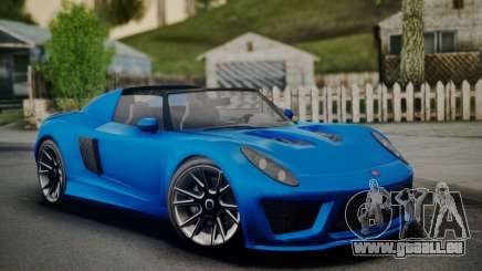 Voltic from GTA 5 für GTA San Andreas