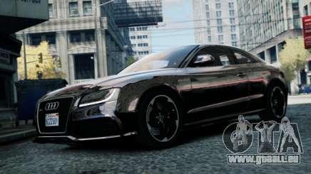 Audi RS5 2011 pour GTA 4