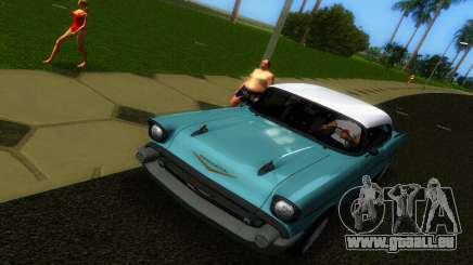 Chevrolet BelAir 1957 pour GTA Vice City
