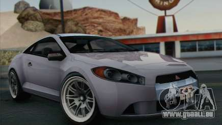 Maibatsu Penumbra 1.0 (IVF) pour GTA San Andreas