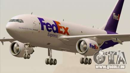 Airbus A310-300 Federal Express für GTA San Andreas