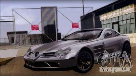 Mercedes-Benz SLR 722 pour GTA San Andreas