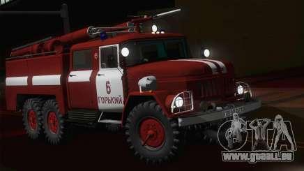 ZIL 131 - AC pour GTA San Andreas