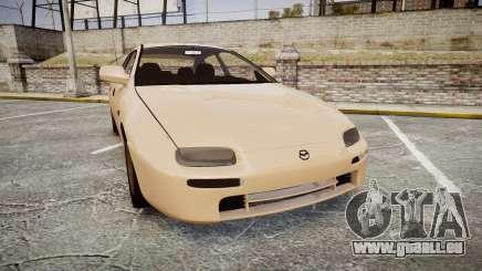 Mazda 323f 1998 pour GTA 4