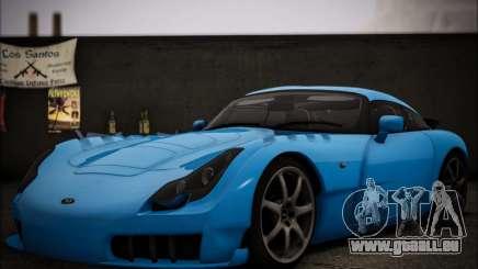 TVR Sagaris 2005 pour GTA San Andreas