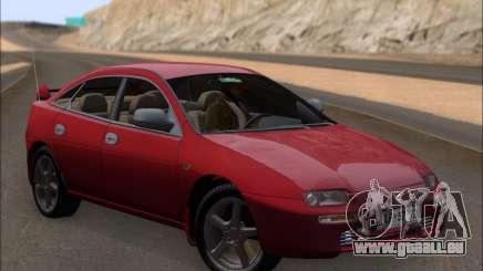 Mazda 323F 1995 pour GTA San Andreas