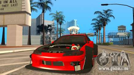 Slivia Red Planet pour GTA San Andreas